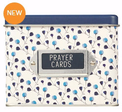 Prayer Cards In Tin-Prayers For A Mom's Heart