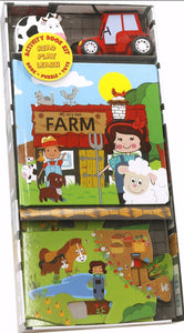 My Little Book About The Farm Boxed Set