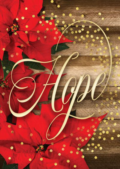 Card-Boxed-Hope Is Born Anew (Romans 13:14) (KJV) (Box Of 12)