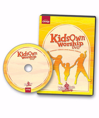 KidsOwn Worship Fall 2019: DVD