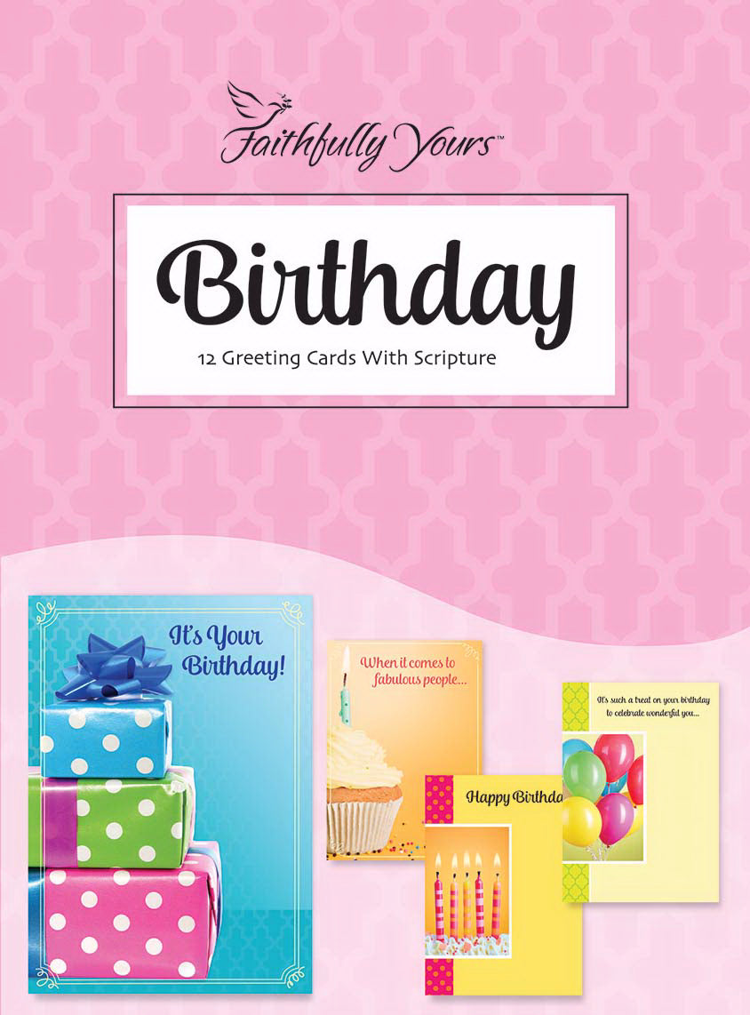 Card-Boxed-Birthday-You're Special (Box Of 12)