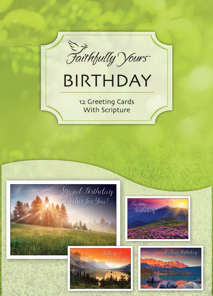 Card-Boxed-Birthday-Sunshine (Box Of 12)