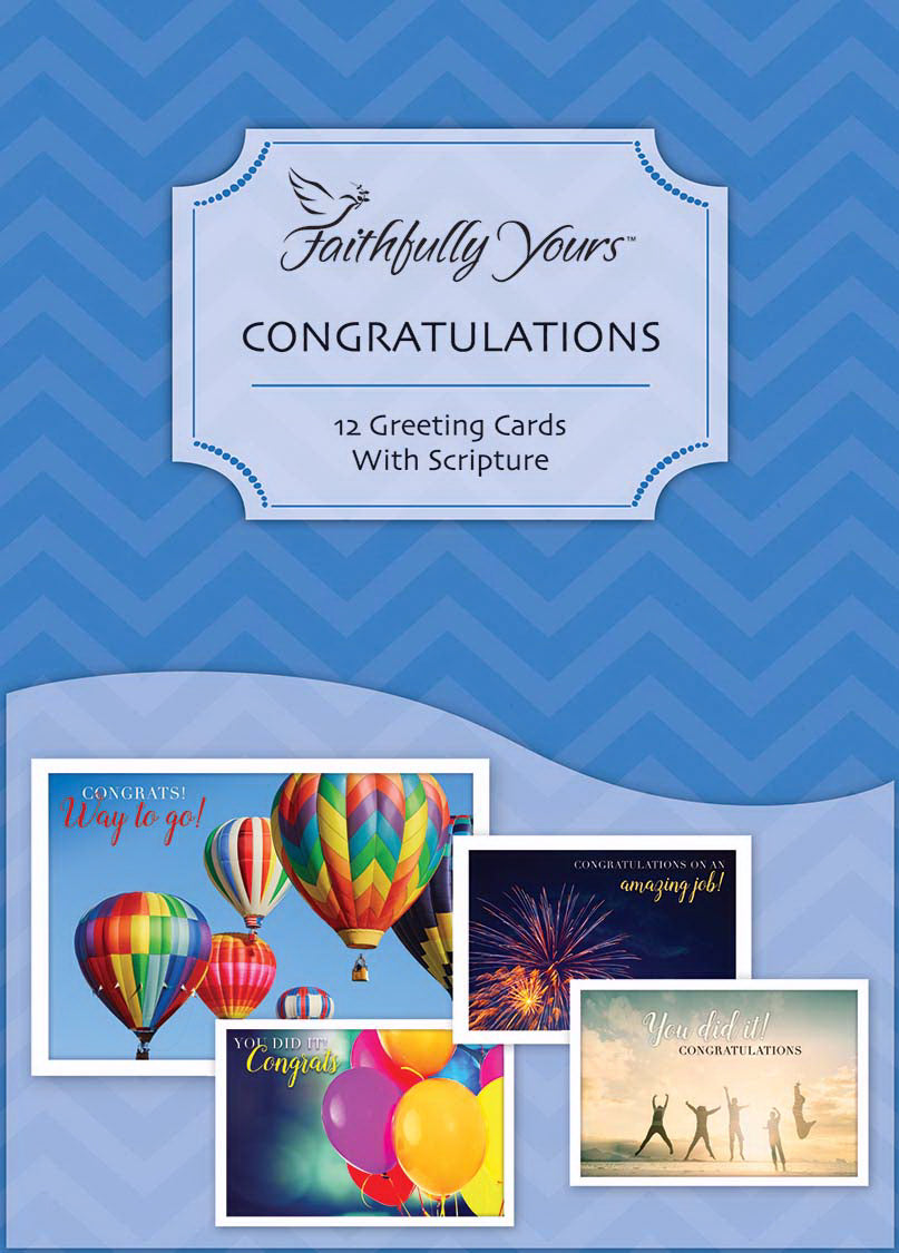 Card-Boxed-Congratulations (Box Of 12)