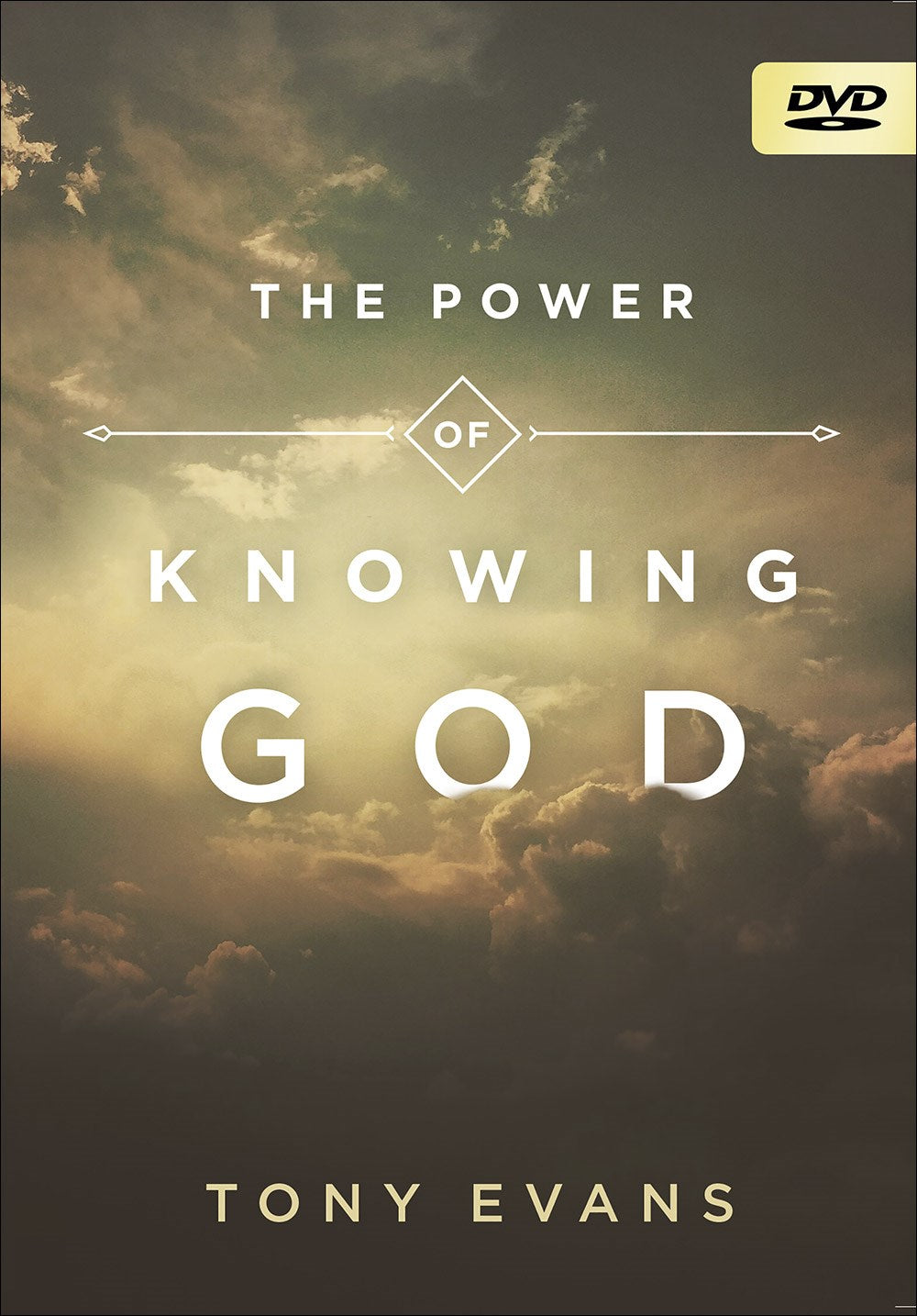 DVD-The Power Of Knowing God