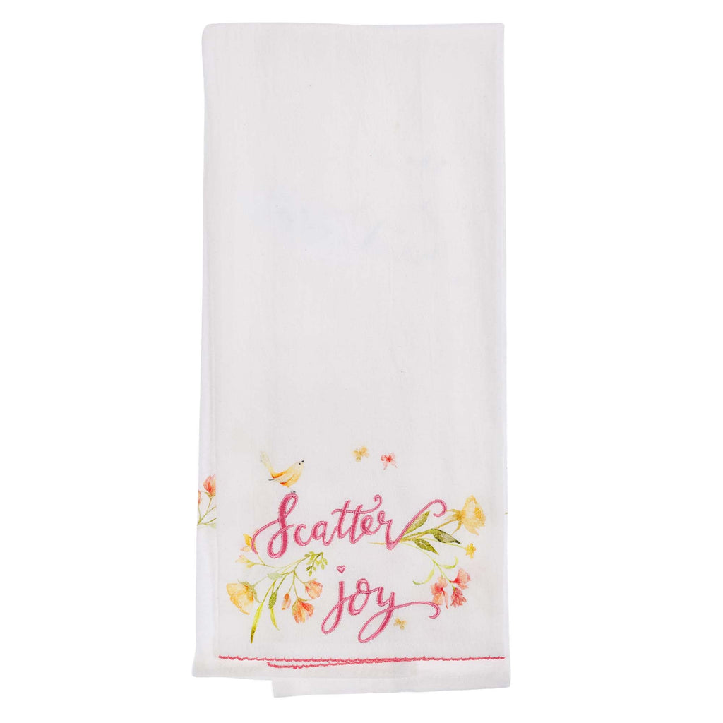 Tea Towel-Scatter Joy