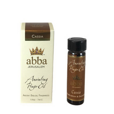 Anointing Oil-Cassia-1-4 Oz