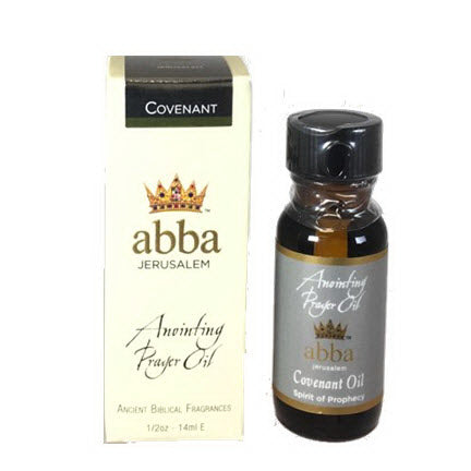 Anointing Oil-Covenant-1-2 Oz