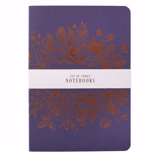 Notebook Set-Strength & Dignity