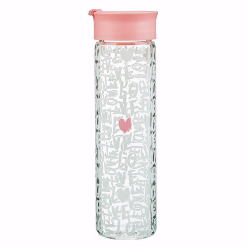 Water Bottle-Love (20 Oz)