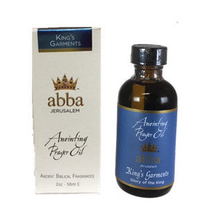 Anointing Oil-King's Garments-2 Oz