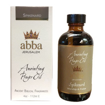 Anointing Oil-Spikenard-4 Oz