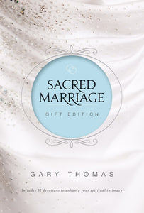 Sacred Marriage (Gift Edition) (Repack)