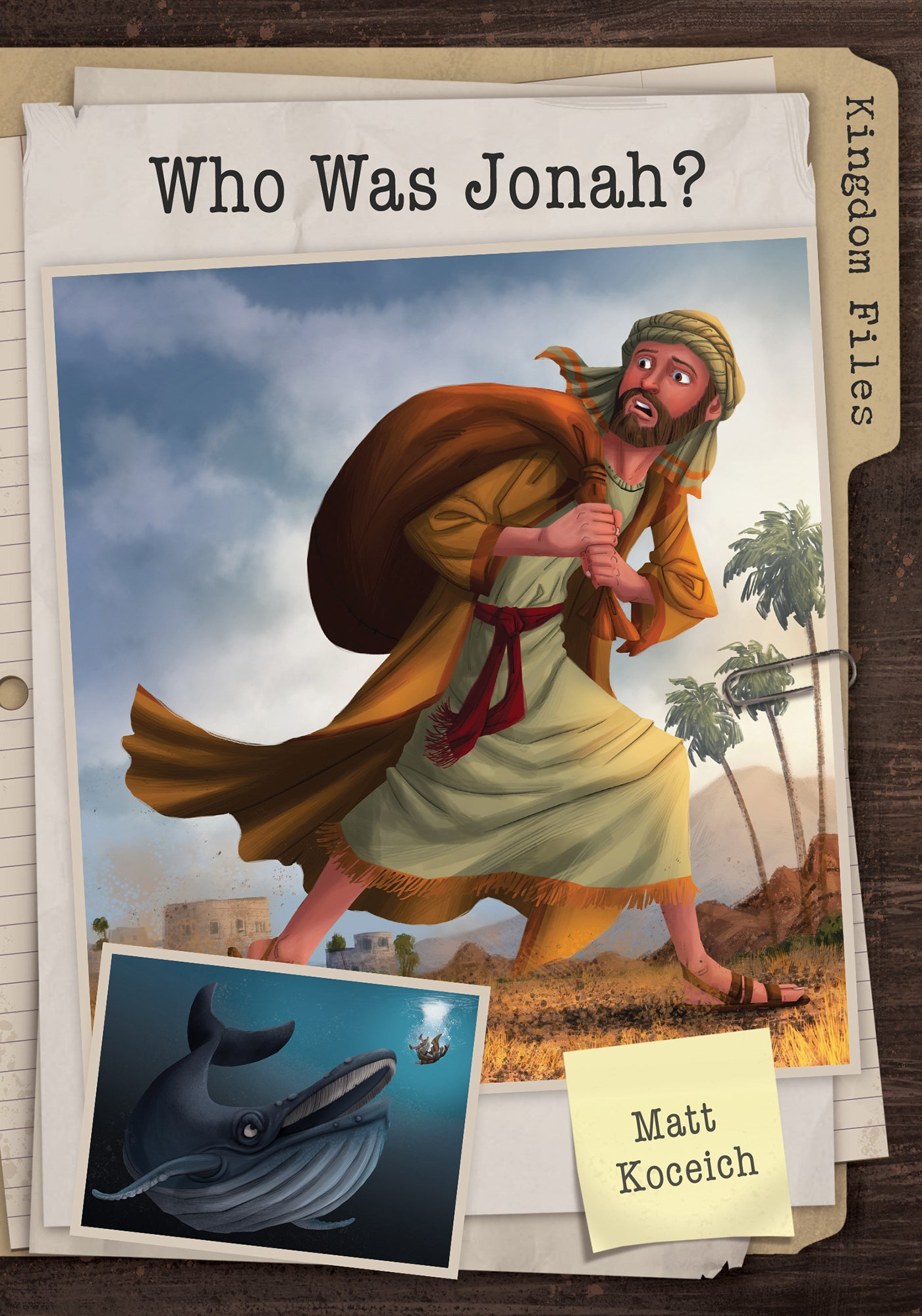 Kingdom Files: Who Was Jonah?