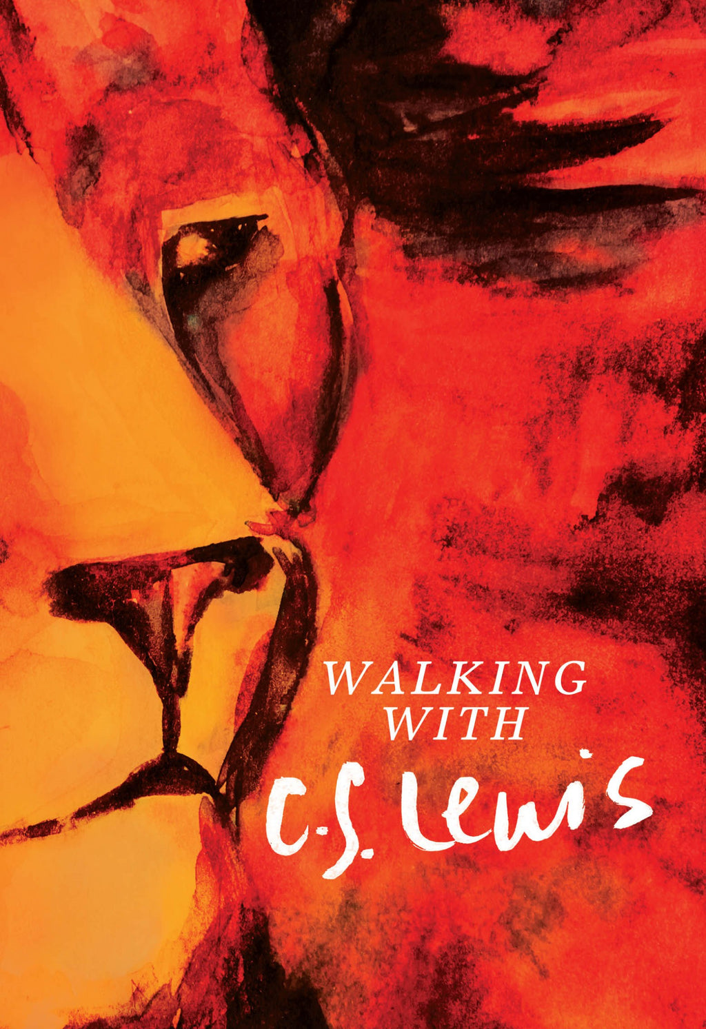 DVD-Walking With CS Lewis (DVD  Book  Leader Guide)