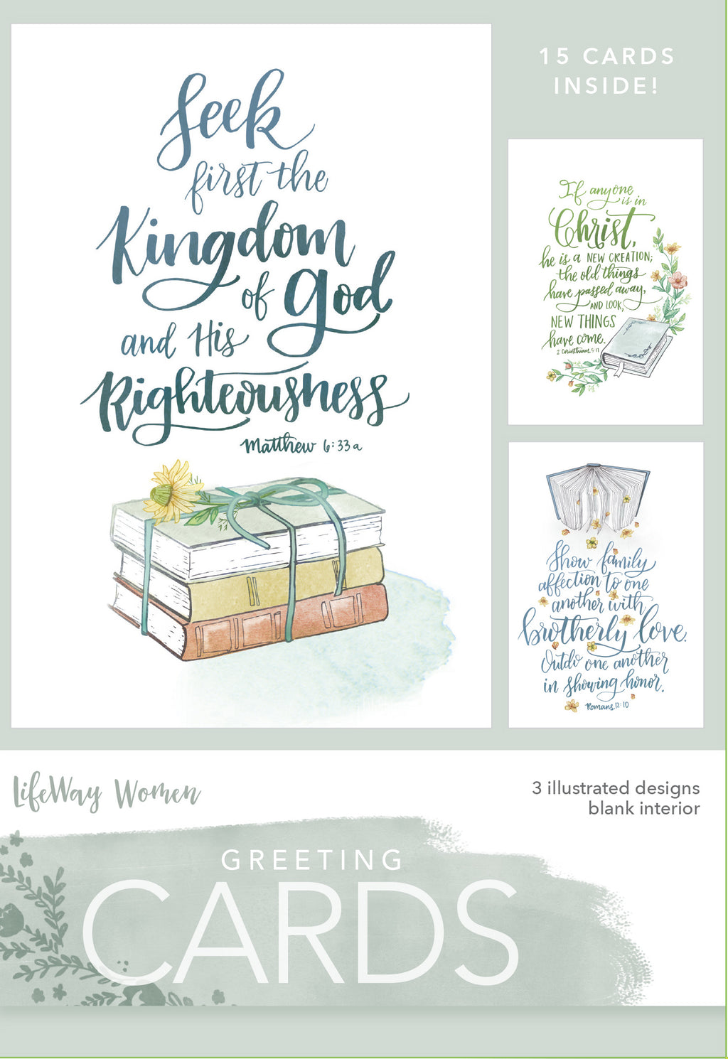 Card-Boxed-Kingdom Of God (Box Of 15)