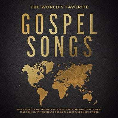 Audio CD-The World's Favorite Gospel Songs