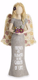 "Figurine-Adult Angel-Friends (7.5"")"