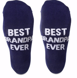 Mens Sock-Grandpa