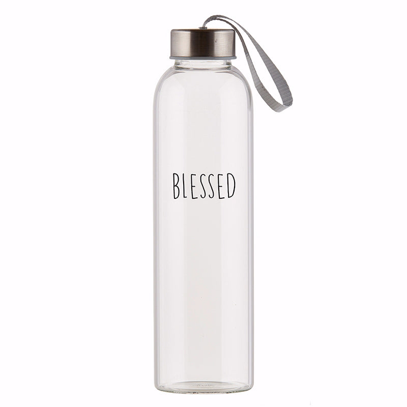 Water Bottle-To Go-Blessed (21 Oz)