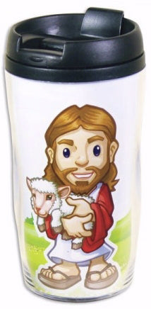 Tumbler-Lil' Lamb-Insulated (9 Oz)