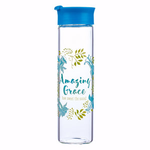 Water Bottle-Amazing Grace-Watercolor (19 Oz)