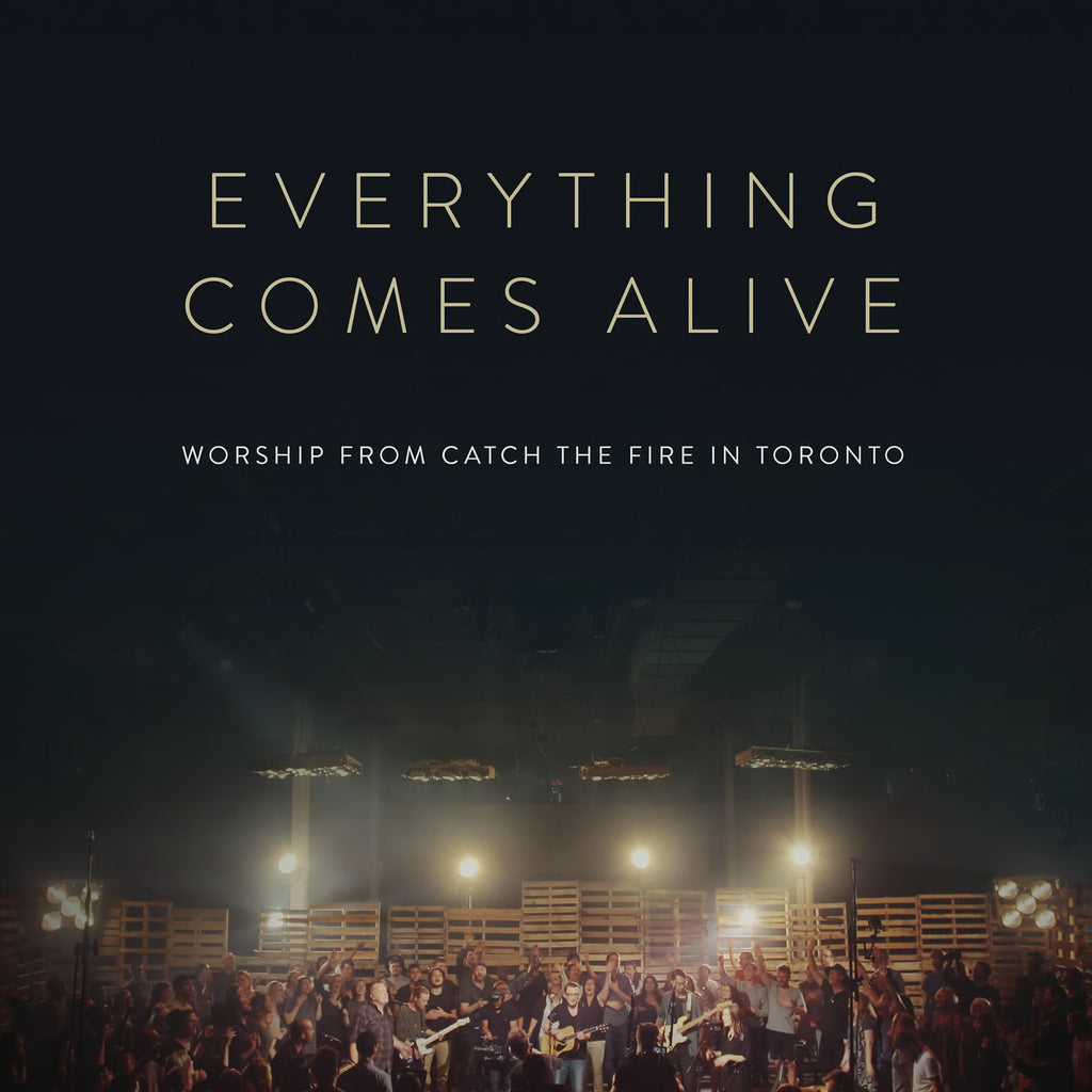 Audio CD-Everything Comes Alive