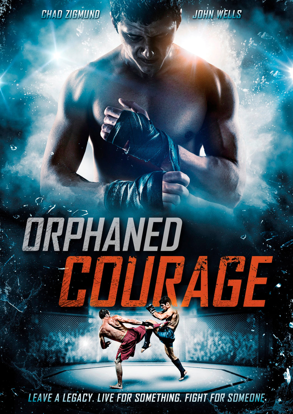 DVD-Orphaned Courage