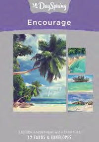 Card-Boxed-Encouragement-Beaches (Box Of 12)