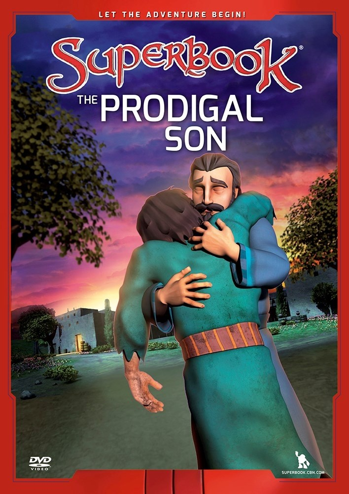 DVD-The Prodigal Son (SuperBook)