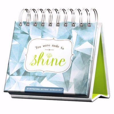 Calendar-You Were Made To Shine (Day Brightener)