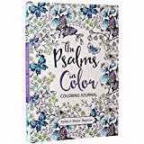 Psalms In Color Coloring Journal