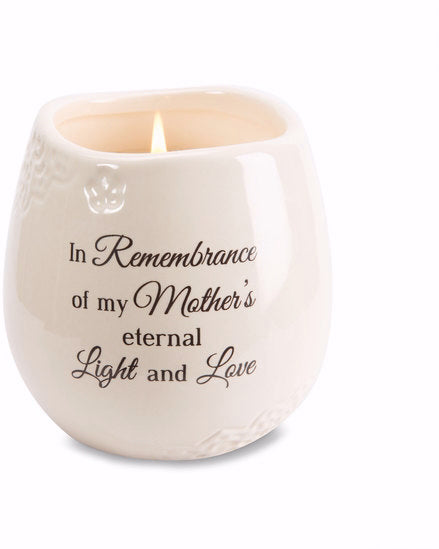 Candle-Memorial-Mother-Serenity Scent (8 Oz Soy)