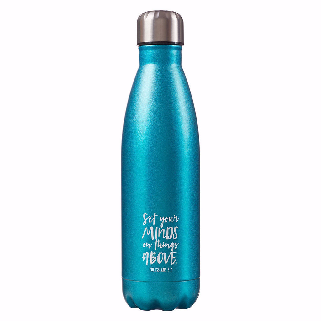 Water Bottle-Set Your Mind (17 Oz)