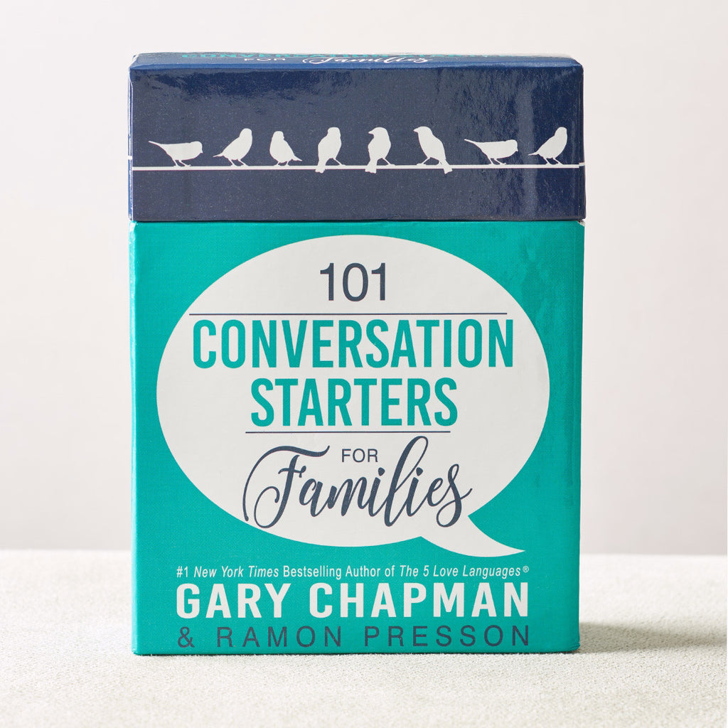 Conversation Starters-101 Conversation Starters For Families