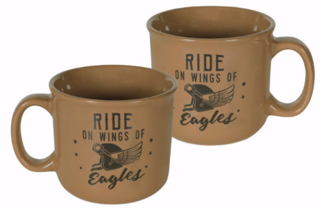 Mug-Wings Of Eagles (20 Oz)