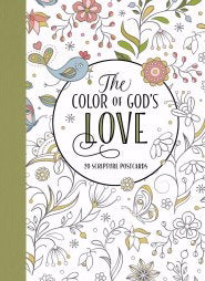 Color Of God's Love