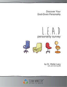 LEAD Personality Survey (Pack Of 100)