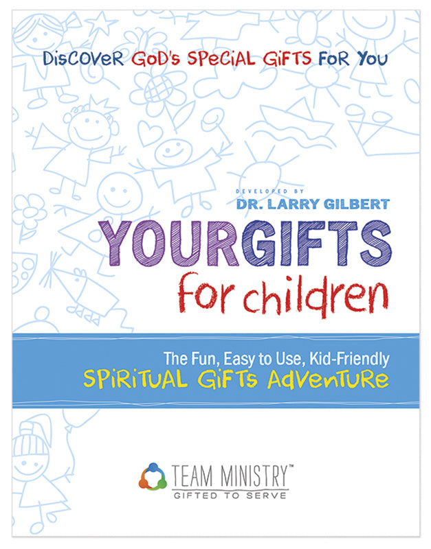 Your Gifts For Children (Pack Of 10)