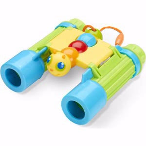 Toy-Giddy Buggy Binoculars (Ages 3+)