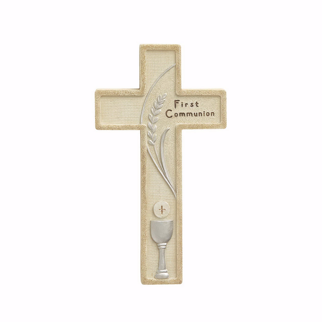 "Pocket Cross-Comforting Clay-Tuscan (3"")"