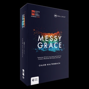 Messy Grace Small Group Kit (Curriculum Kit)