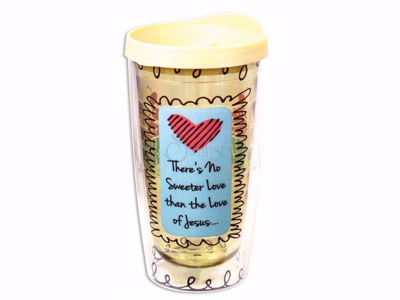 Tumbler-No Sweeter Love-Insulated (14 Oz)