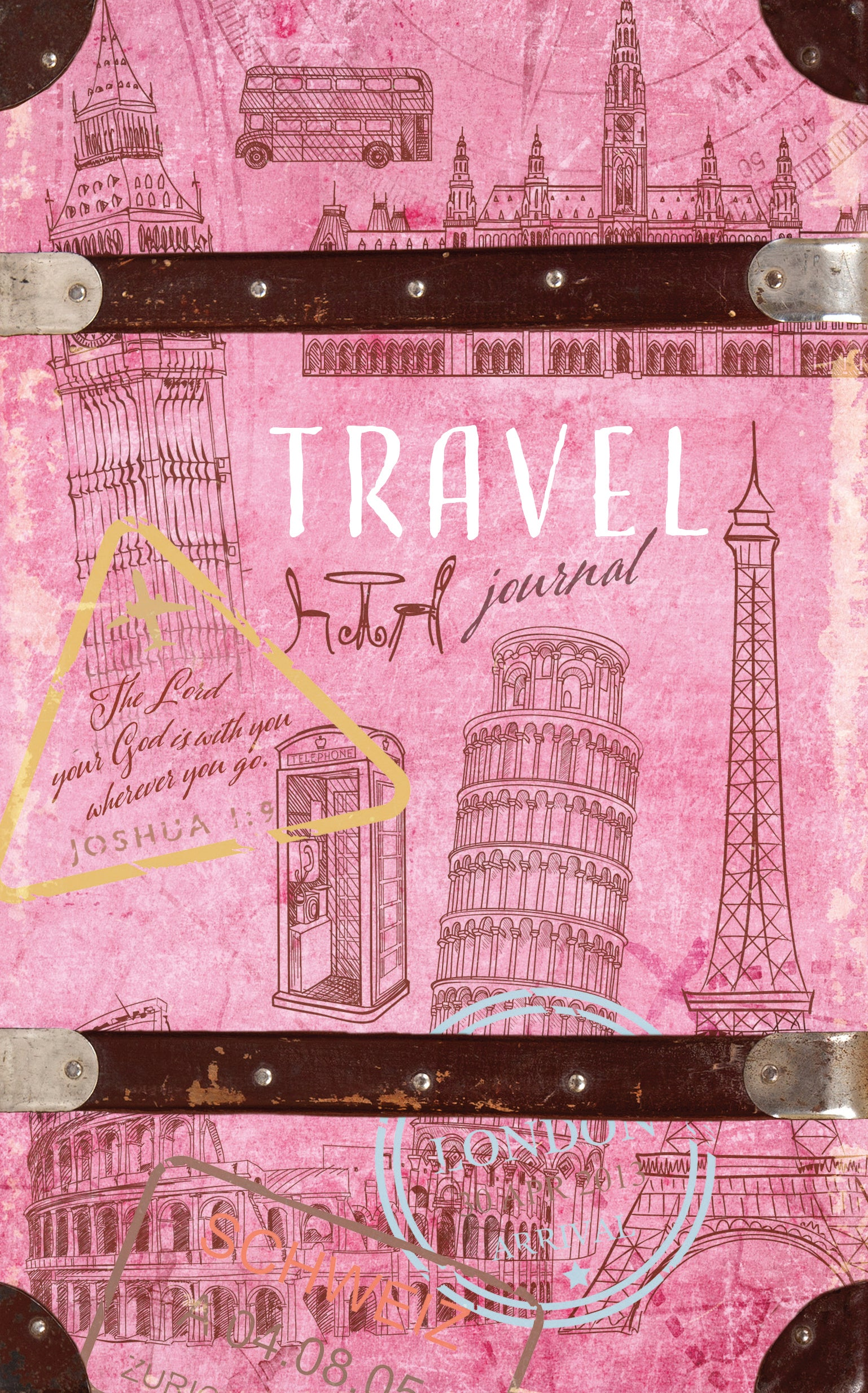 Travel Journal-Pink