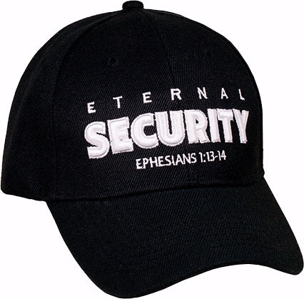 Cap-Eternal Security-Black