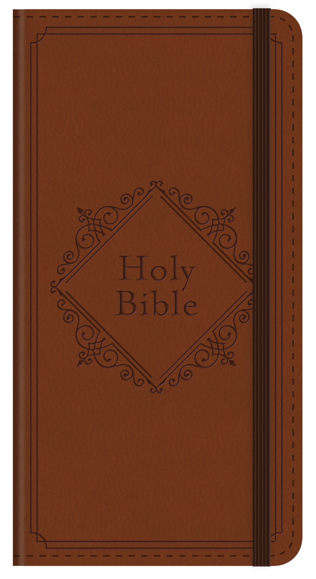 KJV Compact Bible: Promise Edition-Brown DiCarta