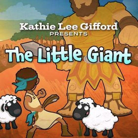 Audio CD-The Little Giant
