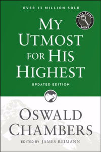 My Utmost For His Highest (Updated) Large Print (Easy Print)