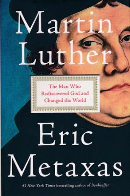 Martin Luther-Hardcover
