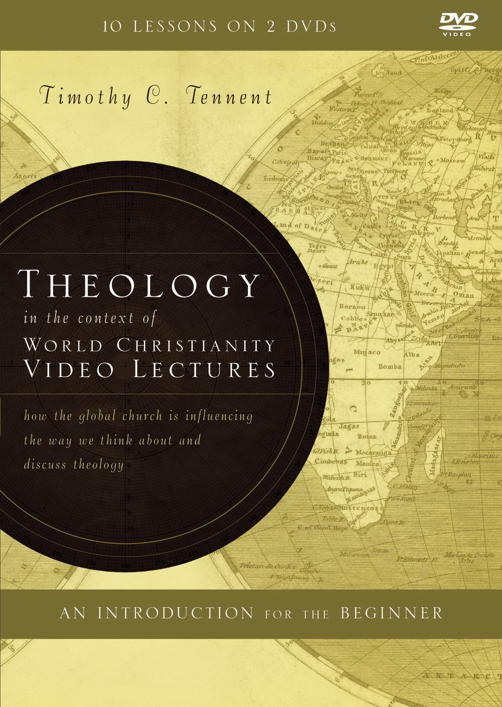 DVD-Theology In The Context Of World Christianity Video Lectures