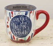 Mug-With God All Things